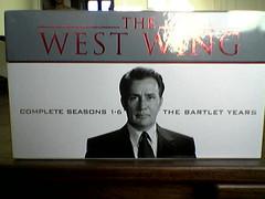 Jed Bartlet, presidente del Ala Oeste