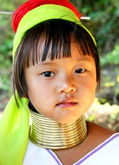 little karen girl - thailand (chillntravel) Tags: travel ladies kids neck children thailand interestingness interesting asia southeastasia long burma karen longneck chiangmai myanmar brass burmese burman karentribe birmanie kayan karenni longneckkaren iconclass:n=31a72 iconclass:n=22c4 iconclass:n=22c4green iconclass:n=41d2661 iconclass:n=22c4headgear