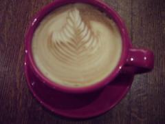 Lovely Latte (miss_rogue) Tags: foodporn ritualroasters latte