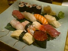 Nigiri set (Christian) Tags: sushi japanesecuisine