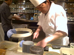 Making sushi (Christian) Tags: sushi japanesecuisine