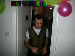 Andys 30th Birthday Party (Robbie Air) Tags: party andy amber nottinghill drunk wig wigs syrupoffigs