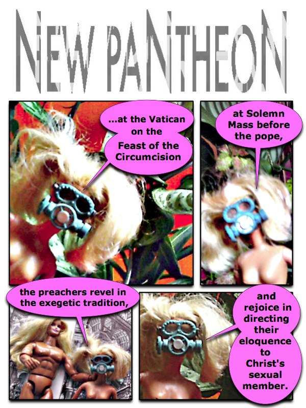 NEW PANTHEON