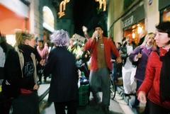 F1010024.jpg (orianomada) Tags: barcelona graffiti skates demostration manifestacin sociales cvica prostitutas movimientos ordenanza cnica transexuales orianomada