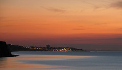 Herne Bay at Night - by Keith Marshall