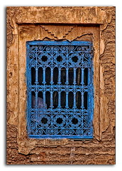 Moroccan Textures - morocco window ventana marrakech texture brick textures moroccan