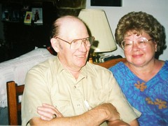 My mom & dad, about 2003