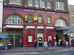 Picture of Goodge Street Station
