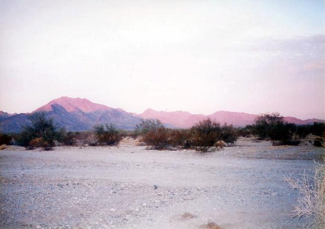 Palen Range