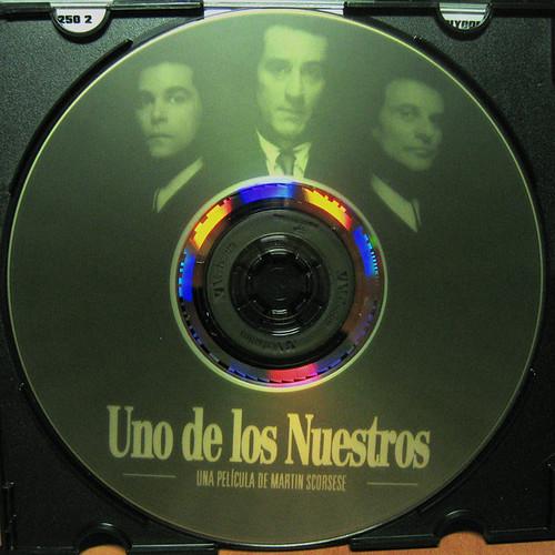 Uno de los Nuestros DVD