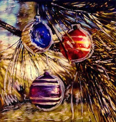 My Christmas Card NARSAD Artworks Published