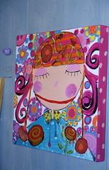 untitled _ sold (Graa Paz lifestyle* atelier xt) Tags: xtmoveis xtacessorios graapaz xito decorao decoration quadros pintura criana painting cor colour art arte