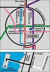 Osaka.access_e (interfaced) Tags: informationdesign infographics map