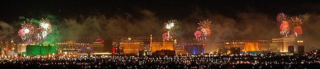 New Year Las Vegas