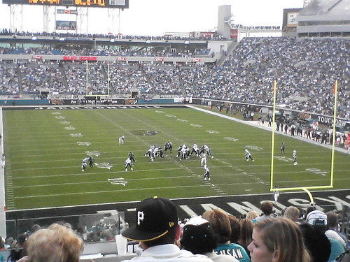 Jacksonville Jags Game vs. the Titans