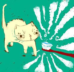 Illustration Friday--flavor