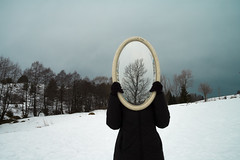 reflections (A) (camil tulcan) Tags: winter reflection reflections landscape mirror nikond70 romania creativecommons digitalcamera weidenthal brebunou rumania camiltulcan geotaggedgeolat45232349geolon22140198 reflectionsa artlibre soleaschoice