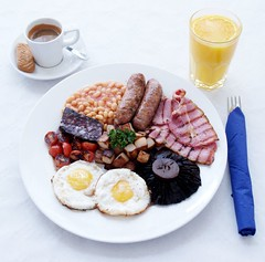 Full English Breakfast (J Mark Dodds [a shadow of my future self]) Tags: breakfast fullenglishbreakfast ybp englishness sausagebaconandeggs markdodds ashadowofmyfutureself