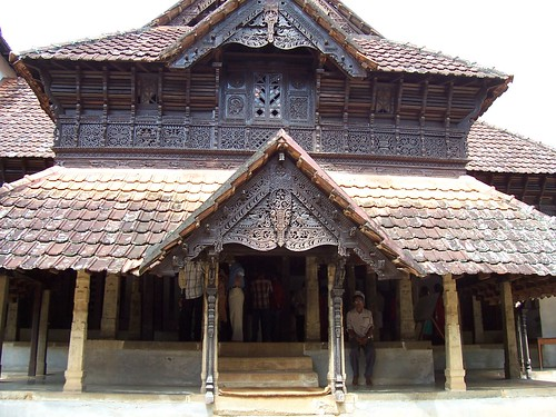 Padmanabhapuram Palace, Kerala, India by smee_me.
