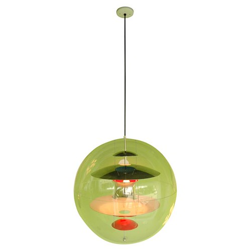 Verner Panton Pendant Lamp | Design Verner Panton | powered by tagwerc