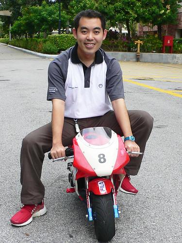 Mini moto aka Pocket bike