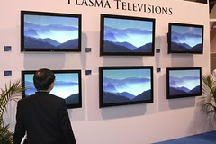 Plasma screens