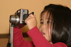 Future Photographer? (arkworld) Tags: camera jessie pcss takingpictures public4now