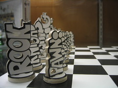 chess set por arimoore
