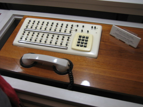 Weird telephone