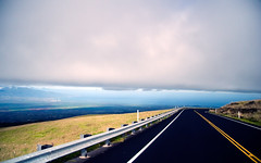 Roads on Haleakala. (Robin Thom) Tags: hawaii cool scenery saveme3 maui haleakala vista z roads 1111v11f 666v6f