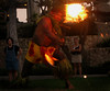 just another day at the office attended a luau