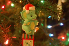 Baby's First Christmas (K A Muir) Tags: christmas ornament
