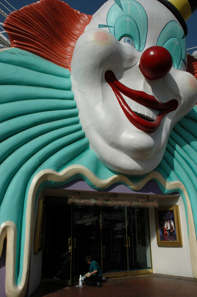 169. cleaning doors giant clown 3.jpg