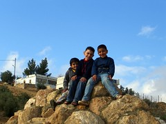 Kids at Jerash (@fotochap) Tags: world travel cat ruins roman mosaic amman charles tourist jordan charlie arab british jerash jordanian aqaba bedouin karak tyack wwwcharlietyackcom charlietyack charlestyack