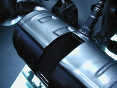 Inside a catalytic converter by *Your Pal Marnie