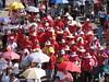 sinulog 2006 - devotees in red (adlaw) Tags: sinulog sinulog2006 procession stonino festival cebu cebucity philippines red catholic devotees people colors tradition culture religion faith cebusugbo