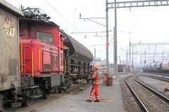 Cargo Railway Switzerland (Kecko) Tags: mike andy geotagged schweiz switzerland swiss stmargrethen transport kecko ostschweiz railway 2006 sbb cargo bahn verkehr shunter shunting shunt rangieren swissphoto geo:lat=47452923 geo:lon=9642729
