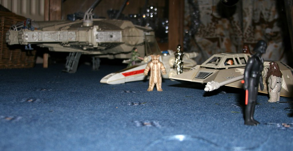 Return of the Star Wars Toys
