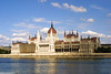 Budapest House of Parliament (Zulpha) Tags: sky water clouds river hungary budapest danube pest canoneosd30 68points 100p