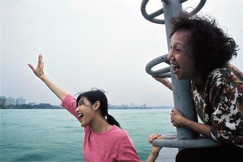 从电影《深海》看李欣芸的配乐 - 灰狼 - 天边一朵云