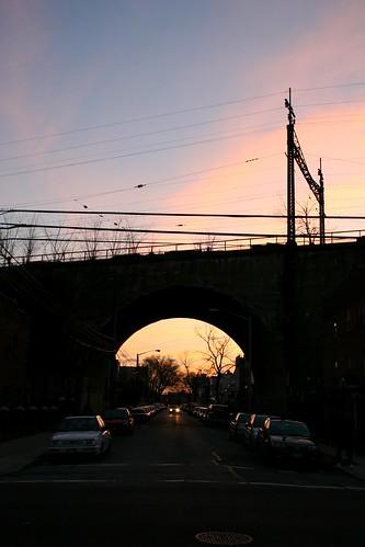 Astoria Sunrise