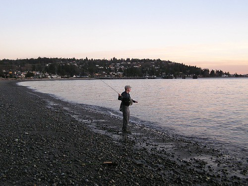 Fishing in Washington