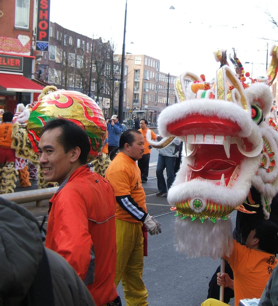 chinese new year in rotterdam