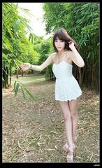 nEO_IMG__MG_8243 (c0466art) Tags: light portrait white beautiful female canon nice eyes asia pretty skin sweet outdoor gorgeous figure taipei charming activity 1dx showgir c0466art