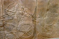 Bas-reliefs assyiens (Ninive) (4) (Mhln) Tags: england london museum londres angleterre british ninive khorsabad assyrie