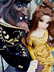 11036032_1406632226330473_2661632522366341628_o (toxicsurvivor) Tags: beauty fairytale store doll designer prince disney belle beast disneystore