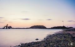 L'aurore (guillaume_roger_aussant) Tags: sea mer beach saint nikon sable ile bretagne grand poses b malo aurore bzh lumire longue ileetvilaine grandb d7100