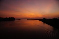 Sunrise at Tok Bali Kelantan Malaysia (pyan ishak) Tags: holiday malaysia kelantan tokbali sonya37
