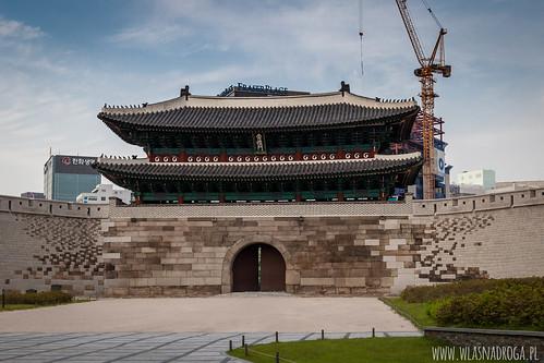 Jedna z bram w Seulu