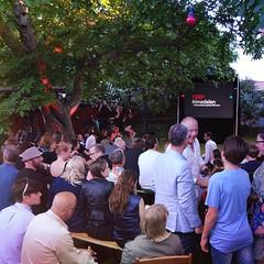 """Vacker trädgård och bara helt underbart #TEDxAlmedalen • <a style=""""font-size:0.8em;"""" href=""""http://www.flickr.com/photos/129170143@N05/18739613293/"""" target=""""_blank"""">View on Flickr</a>"""